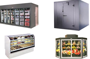 High Comfort Commercial Refrigeration